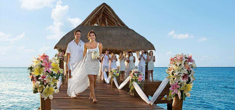 Destination weddings newwest travel cruises destination weddings junglespirit Choice Image